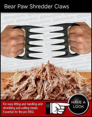 Bear Paw Shredder Claws