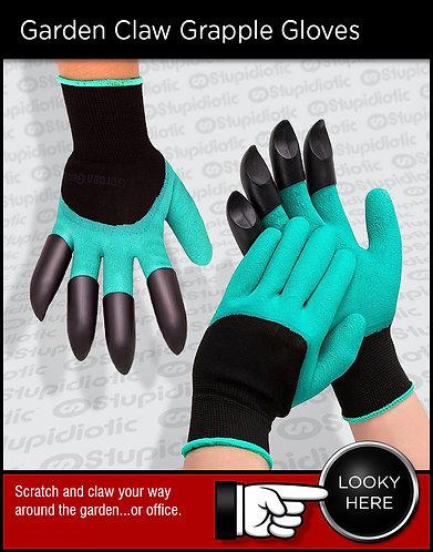 Garden Claw Grapple Gloves