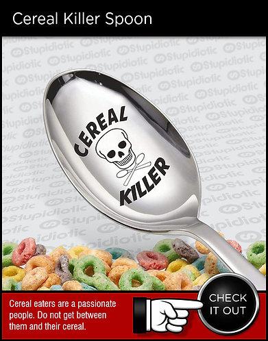Cereal Killer Spoon