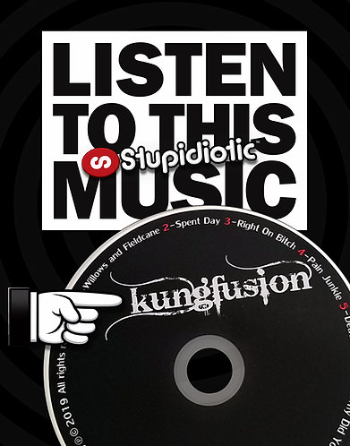 Kungfusion Music