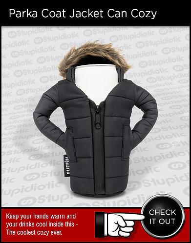 Puffin Parka Coat Jacket Cozy