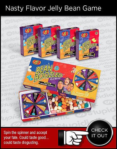 Bean Boozled Jelly Bean Spinner Game