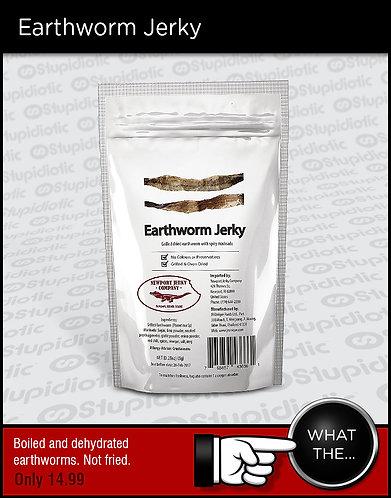 Earthworm Jerky