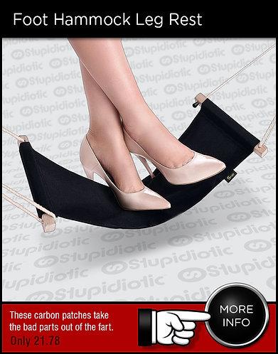 Foot Hammock Leg Rest