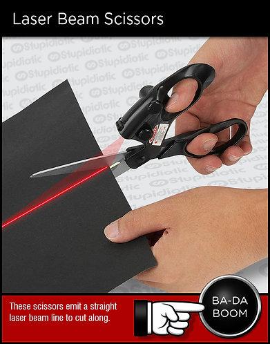 Laser Beam Scissors Cutting Shears