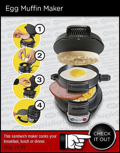 Egg Muffin Maker