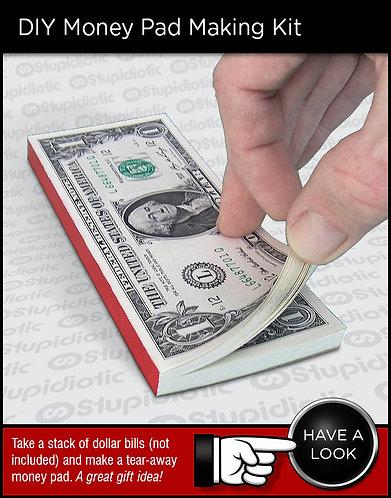DIY Money Pad Maker Kit