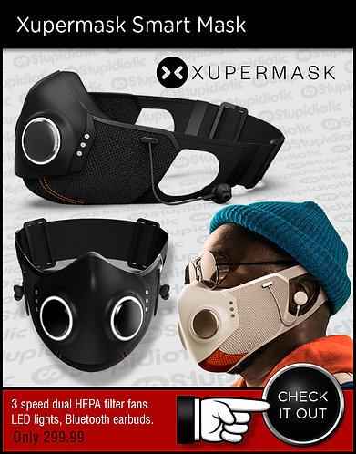 Xupermask Smart Mask