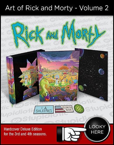 Rick and Morty season collection