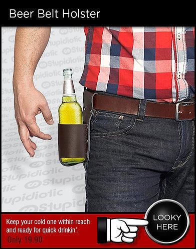 Beer Belt Holster