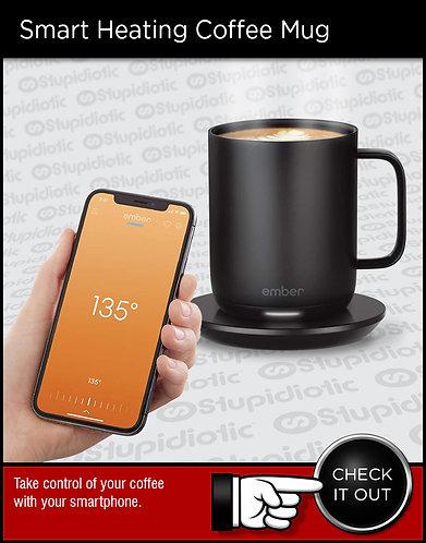 Heating Smart Mug