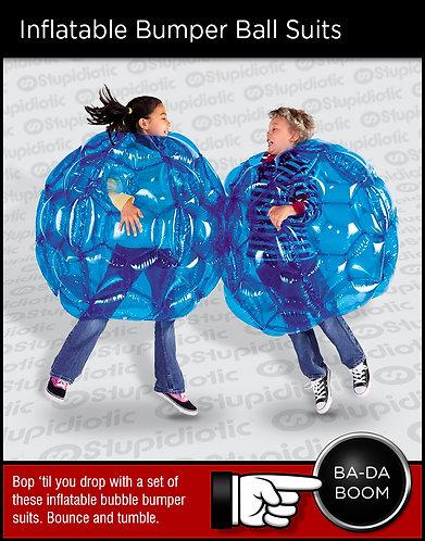 Inflatable Buddy Bumper Balls