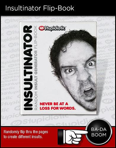Insultinator  Insult Flip-Book