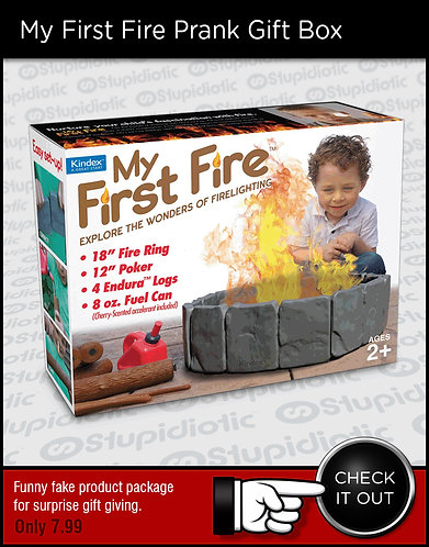 Baby's First Fire Play Set Package