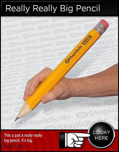 Really Big Pencil