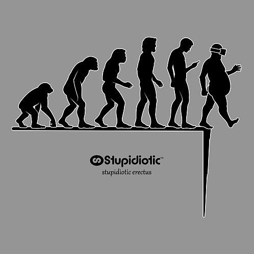 Stupidiotic Erectus Shirt