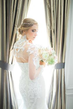 luxury bridal makeup artist
