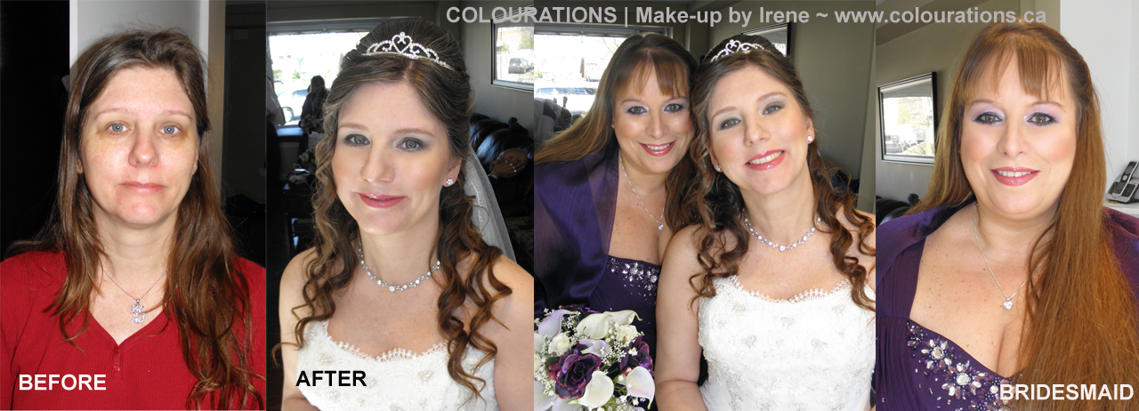 bridal makeup and hair toronto