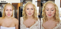makeup transformation toronto