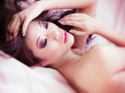 boudoir makeup artist Irene Sy