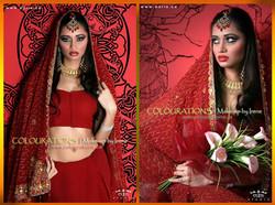 indian bridal makeup and hair gta