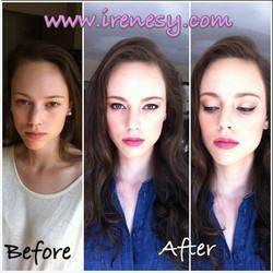 makeup artist destination weddings