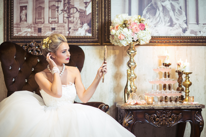 luxury bridal makeup toronto