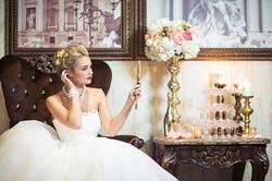 luxury bridal makeup toronto