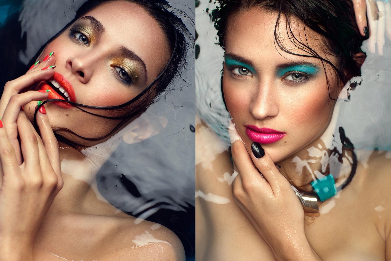 Toronto makeup artist, Irene Sy