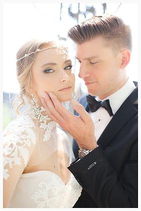 top bridal makeup artist in toronto, luxury weddings, elegant wedding magazine