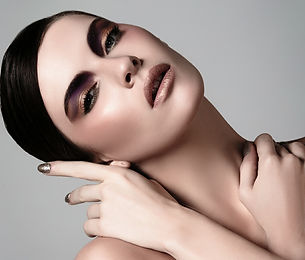 stunning beauty editorial by Toronto makeup artist Irene Sy. Irene is available for fashion editorials, beauty ad campaigns, commercial, advertising campaigns, print, catalog, lifestyle, head shots, weddings, special events, fitness shows,  beauty pageants