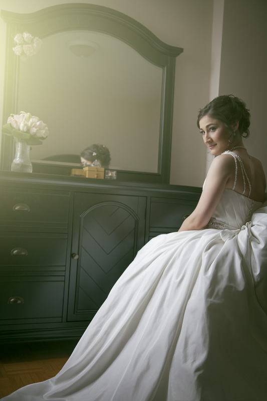 classic bridal makeup in toronto