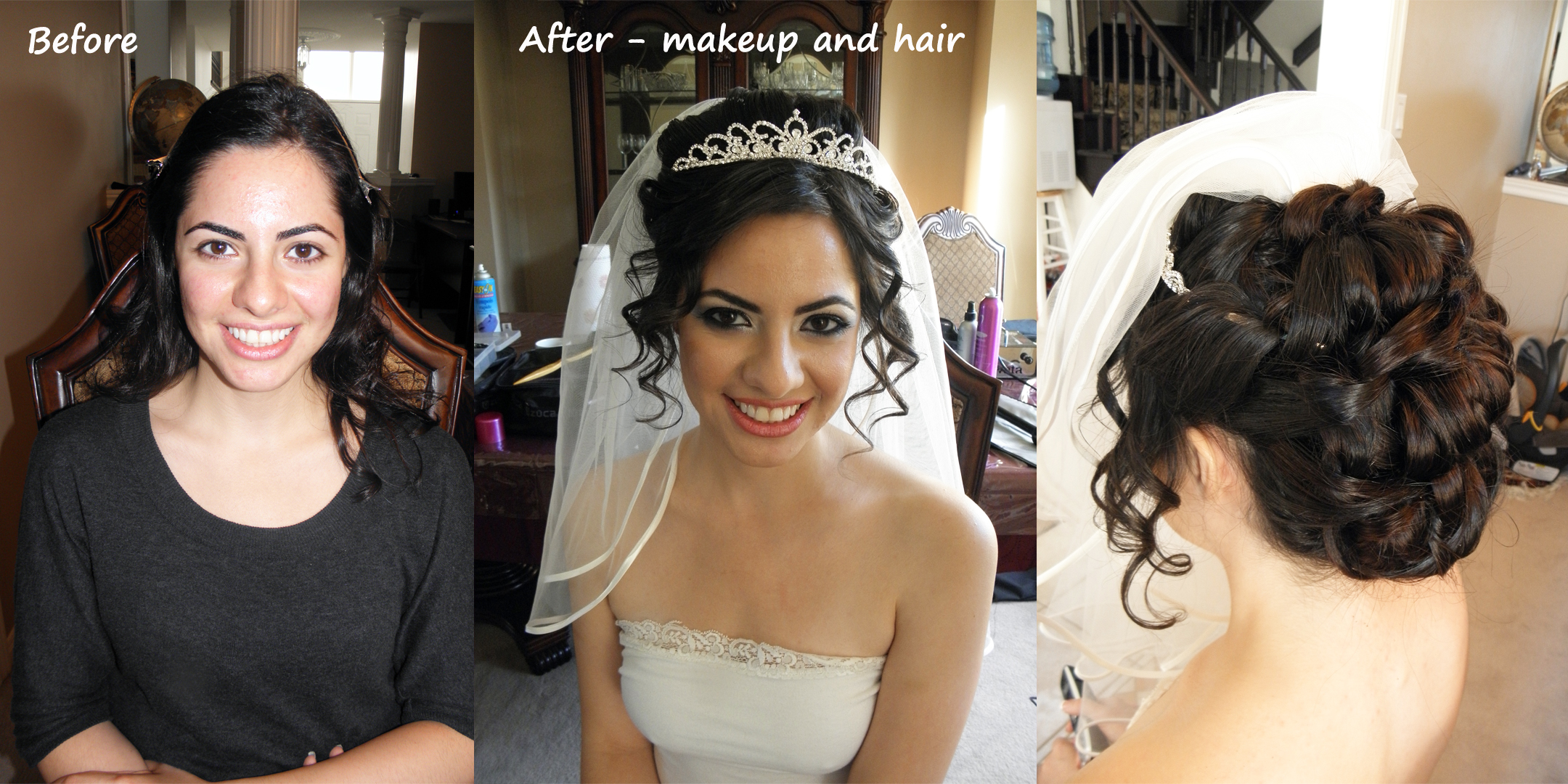 toronto wedding makeup