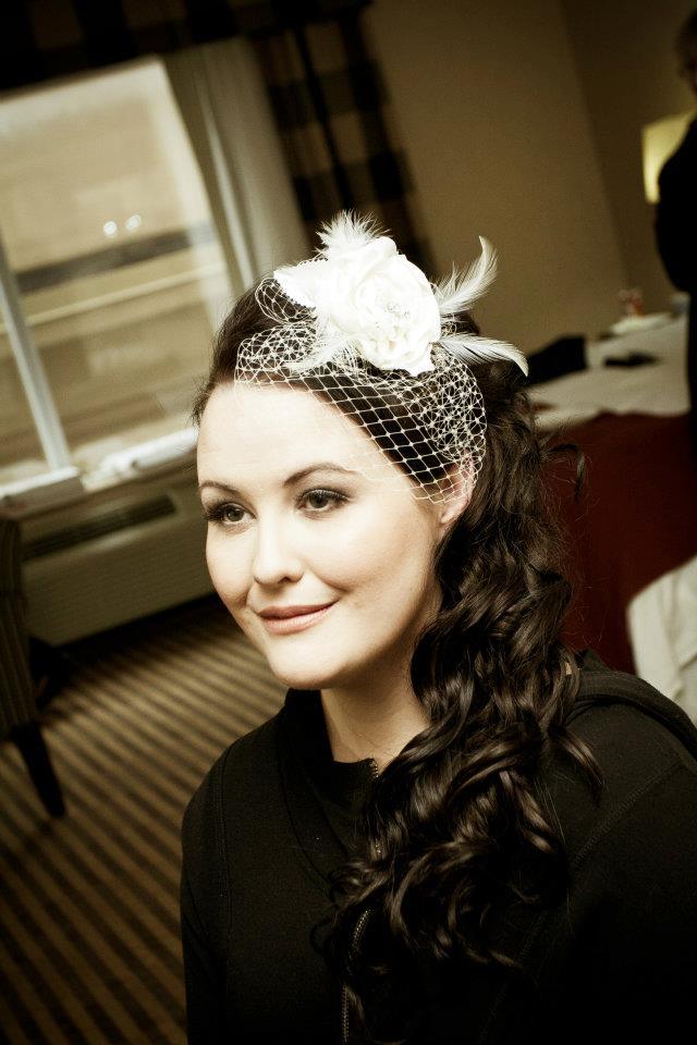 vintage bride look toronto