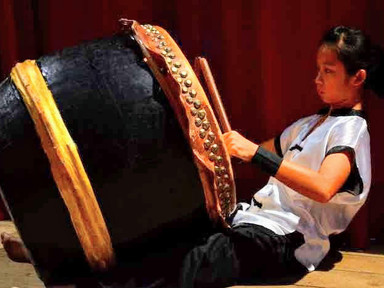 Drumming Up A Passion