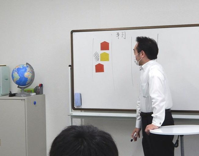 警護の授業