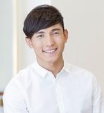Attraktive asiatisk mand