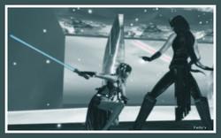 ~ Jedi vs Sith ~