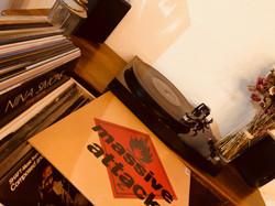 Vinyl's' in progress