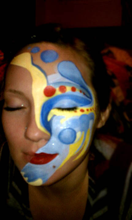 Body art by Jahde