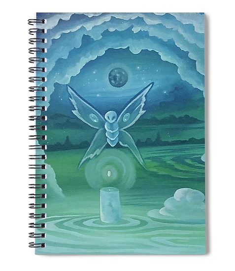 """Notebook of """"Shine your light"""""""
