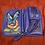 Thumbnail: Hand-Painted wallet