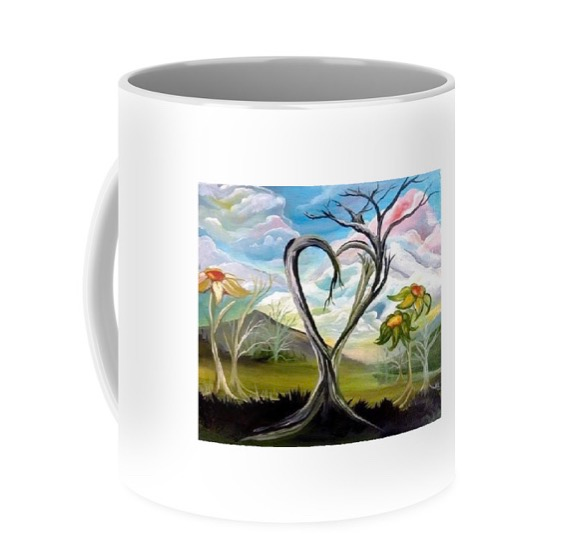 "Cup of ""True Tree Love"""