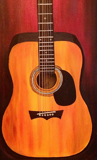 Custom Instrument Portraits