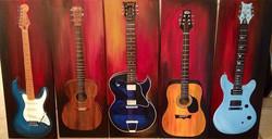 Guitar series