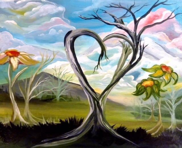 Custom Landscape paintings