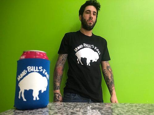 Black Numb Bills Fan T