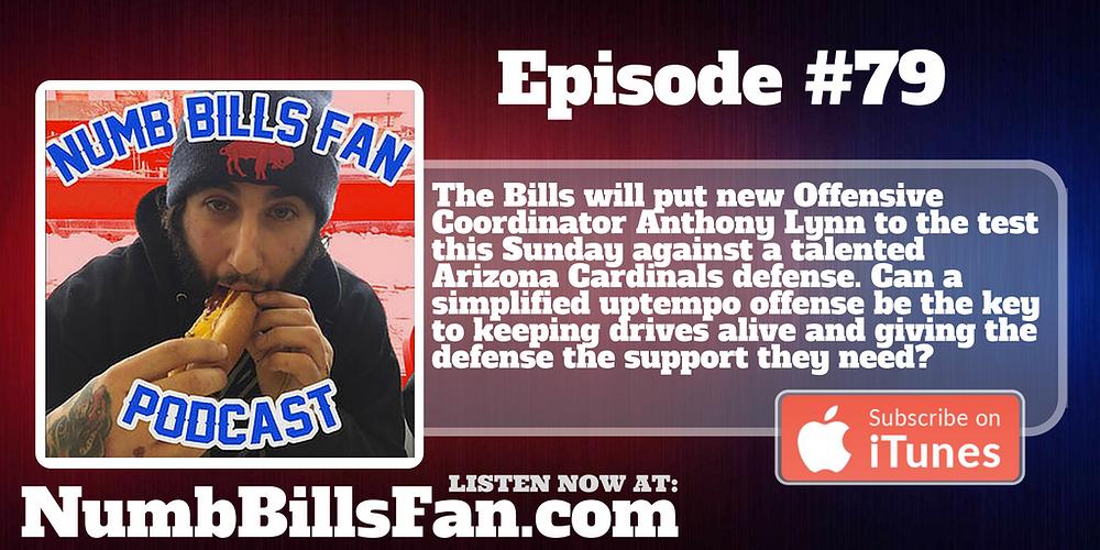 Numb Bills Fan Podcast #79 | Authentic Bills Talk with Dave Palermo & Adam Deacon
