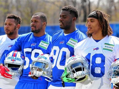 Numb Bills Fan Podcast #55 - Buffalo Bills Draft Review with Scott Campbell