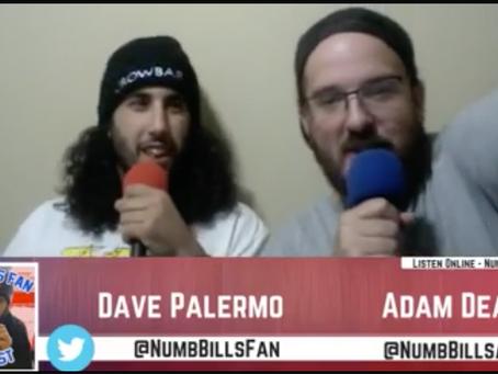 Numb Bills Fan Live on Bills Fanatics Network - Episode 5